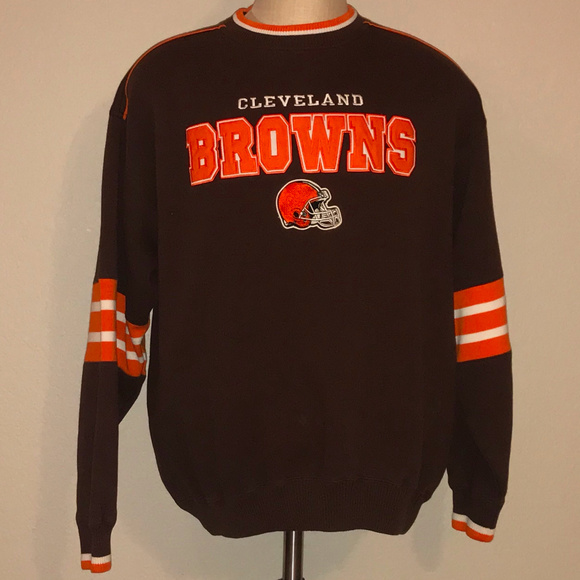 7a71d945 Cleveland Browns Sweatshirt X-large